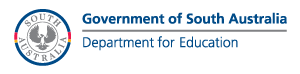 Department for Education logo